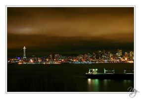 Holiday Seattle by rowla