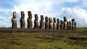 Easter Island - Chile Holiday Tours - South Americ by satoim