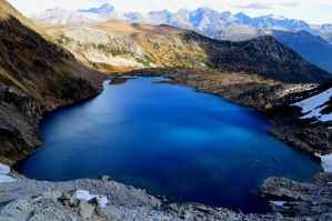 cobalt lake 2 by BCMountainClimber