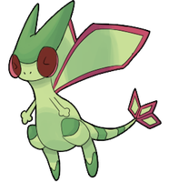 Chibi Flygon by weter11