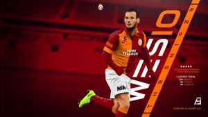 WESLEY SNEIJDER by drifter765