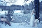 Snow Queen by R--Design