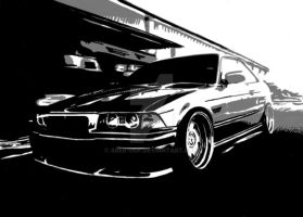BMW E36 by Arek-OGF