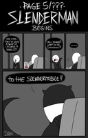 Extremely Creepy Adventures -5- by UnseenChaser