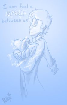 Happy Valentines from Victor Frankenstein by Assassin-or-Shadow