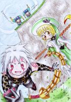 haseo's fallin by blue-excal
