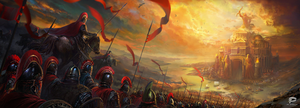 Clan mission illustration - Occupy emiiters by OtherDistortion