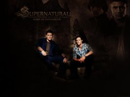 Supernatural by angie-sg