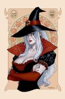 Lady Death: Secrets #1 Crafty Edition by Ric1975