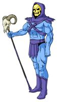 Skeletor 2 by Albert217