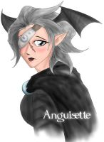 Anguisette's Avatar by ChocoboGoddess