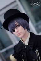 Ciel Phantomhive. That is my one and only name. by SunshineAlways
