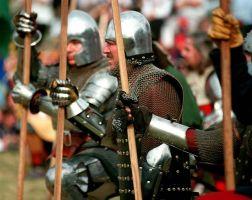 Knights of the Lion Rampant by MedievalCommunity