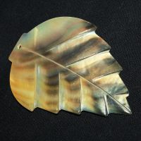 Leaf pendant Stock by asphyxiate-Stock