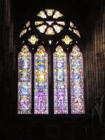 Church Stained Glass by Riverd-Stock