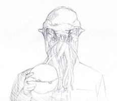 Ood Dude by MarshallPlex