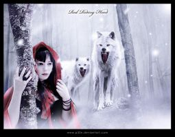 RED RIDING HOOD by p32n