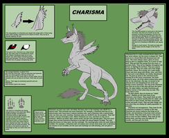 Charisma Species Reference OUTDATED by Windicious