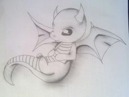 Baby Dragon by AMMEX