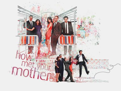 How I met Your Mother by Soraessence