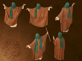 Arab's old style clothes by Mustafa-H