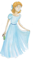 Wendy Darling by Checker-Bee