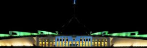 Parliament House by djzontheball