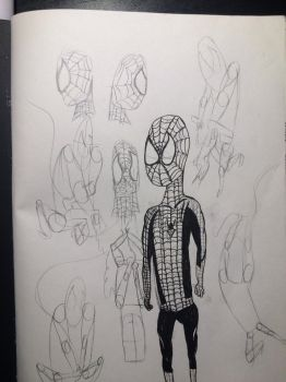 Spidery! by eric7474747