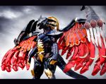 Final Fantasy X : Bahamut by pinkyluxun