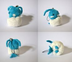 Altaria Phonestrap Plush by Pannsie