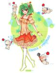 Commission: Ranka Lee by cartoongirl7