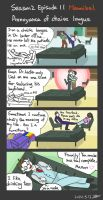 Hannibal-Annoyance Of chaise longue by ZZ1114