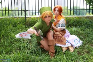 Save The Girl by RutuliCosplay
