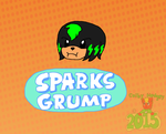 sparks grump by tailslover42