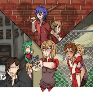 .:OJ Event:. Taking On the Apocalypse by TheLostArts