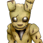 MY NAME IS SPRINGTRAP by PECHIV