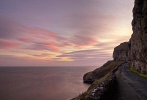 Llandudno Sunrise 3 by CharmingPhotography