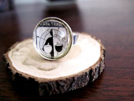 Fair trade ring by Karma-Karma