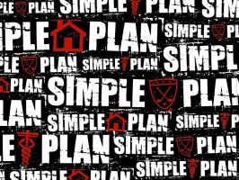 Simple Plan .Rawkz. by converse-chik