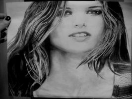 First pencil drawing :) by ljm96