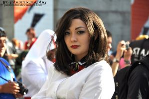 Fanime 2014 : Faces of Cosplay_0258 by JuniorAfro