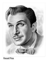 Vincent Price by gregchapin