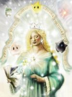 Holy Rosalina Mother of Lumas by DonBetinoL