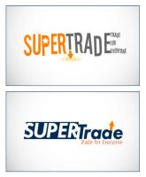 supertrade logotype by Naasim