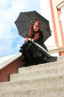 Gothic Lolita 20 by Kechake-stock