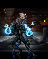 Commission - Valus and Myr by Cryophase