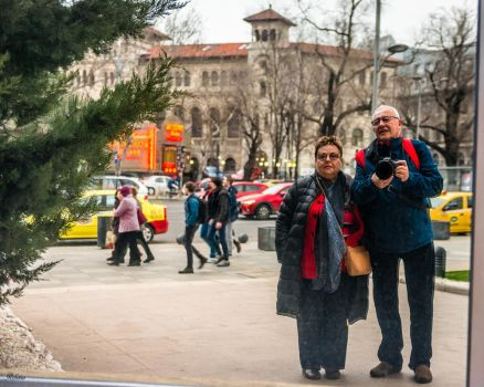 Romania for ever - the photographer and his muse by Rikitza