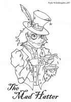 The Mad Hatter by SketchMcDraw