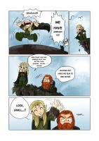 LOTR Parody 3-4 by black3