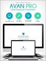 Avan Pro - Powerpoint Presentation by VectorMediaGR